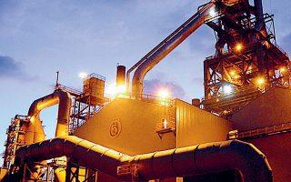 Η British Steel βρίσκεται στα πρόθυρα χρεοκοπίας.