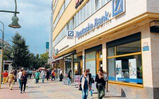 Από το 2007, οπότε ανήλθε στο υψηλότερο επίπεδο, ο ευρωπαϊκός τραπεζικός δείκτης έχει χάσει 84% και βρίσκεται μια ανάσα από το επίπεδο όπου είχε υποχωρήσει το 2008, μετά την κατάρρευση της Lehman Brothers.
