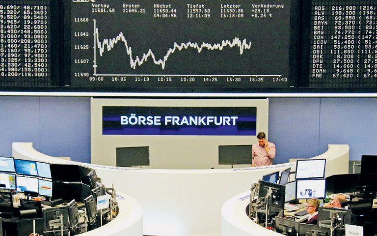 Το Βερολίνο «αλλάζει το παιχνίδι» στις αγορές
