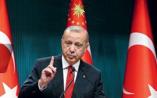 O Τούρκος πρόεδρος Ταγίπ Ερντογάν είχε απειλήσει με στρατιωτική εισβολή στη βορειοανατολική Συρία, για να θωρακίσει τα σύνορα της χώρας του από τις κουρδικές δυνάμεις.