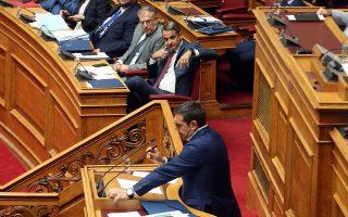 Η αντιπαράθεση μεταξύ Ν.Δ. και ΣΥΡΙΖΑ, την εβδομάδα που πέρασε, αποτελεί σαφές δείγμα για τις προθέσεις των δύο κομμάτων ενόψει Σεπτεμβρίου.