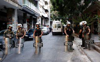 Εξάρχεια, η γειτονιά της Αθήνας με τα στερεότυπα.