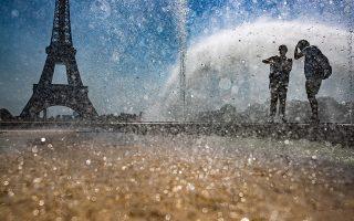 Ο θερμότερος μήνας στην καταγεγραμμένη Ιστορία ήταν ο περασμένος Ιούλιος, σύμφωνα με έκθεση της Διεθνούς Μετεωρολογικής Υπηρεσίας.