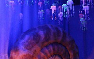 Κατάδυση στον μαγικό κόσμο των ωκεανών με μέδουσες και προϊστορικά τέρατα.