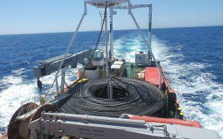 Η «Αριάδνη Ιnterconnection», θυγατρική ειδικού σκοπού του ΑΔΜΗΕ, που υλοποιεί το έργο της διασύνδεσης Κρήτης- Αττικής, ανακοίνωσε ανεπισήμως, χθες, την ένταξή του στο ΕΣΠΑ της περιόδου 2014-2020.