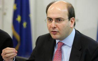 Ο Κωστής Χατζηδάκης χαρακτήρισε «οικονομικό φρενοκομείο» τη συμφωνία μεταξύ της προηγούμενης κυβέρνησης και της Ευρωπαϊκής Επιτροπής, που υποκατέστησε το σχέδιο της Μικρής ΔΕΗ.