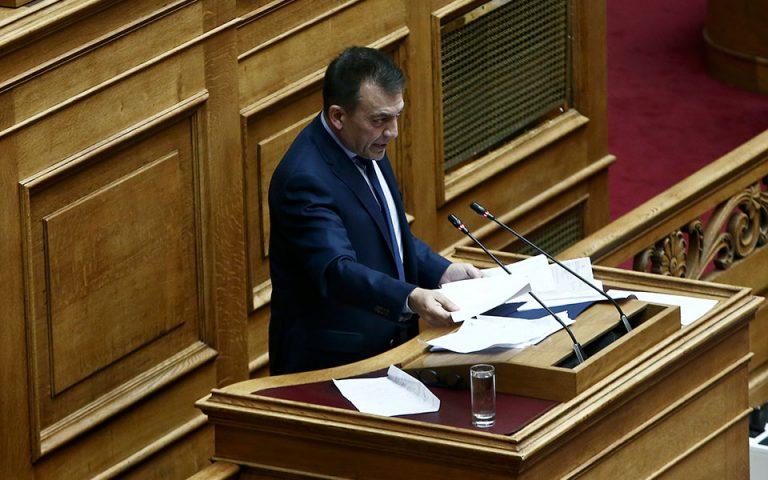 Γ. Βρούτσης: Οι «χρυσές» συντάξεις του ΣΥΡΙΖΑ ήταν μία ανοιχτή πληγή