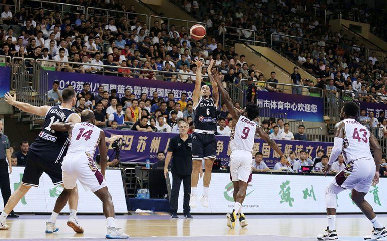 Επίλογος με νίκη στα φιλικά της Εθνικής μπάσκετ, αναμένοντας την ενσωμάτωση του Σλούκα