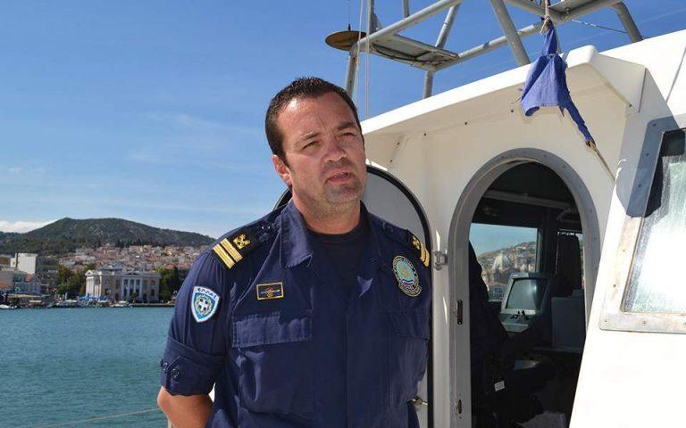 «Προβλήτα Υποπλοιάρχου Λιμενικού Σώματος Κυριάκου Παπαδόπουλου» στο λιμάνι της Λέσβου