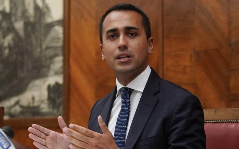 Ιταλία: Συμφωνία Δημοκρατικού Κόμματος – 5 Αστέρων για κυβερνητικό συνασπισμό