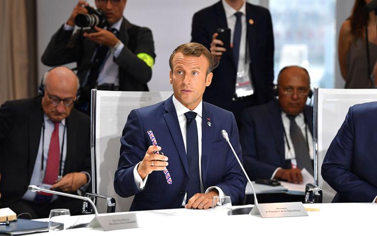 G7: Εκτακτη βοήθεια 20 εκατ. δολαρίων για τον Αμαζόνιο
