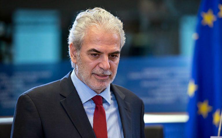 Χρ. Στυλιανίδης: Η ΕΕ κινητοποιεί άμεσα τα επιχειρησιακά μέσα της για την αντιμετώπιση της πυρκαγιάς στην Εύβοια
