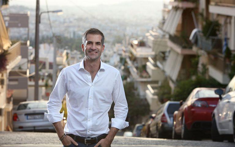 Κώστας Μπακογιάννης στην «Κ»: Αλλαγές στην Αθήνα από την πρώτη μέρα