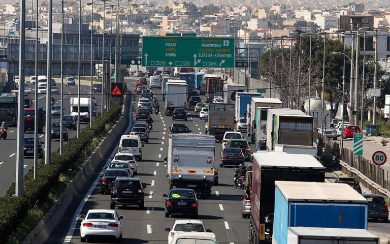 Ομάλα διεξάγεται η επιστροφή των εκδρομέων στην Αθήνα