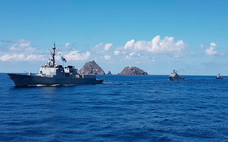 Νότια Κορέα: Ο στρατός ξεκινά γυμνάσια γύρω από νησιά που διεκδικεί και η Ιαπωνία – Η αντίδραση του Τόκιο
