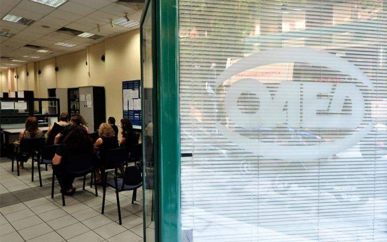 Αυξήθηκε κατά 31.389 άτομα η λίστα ανέργων του ΟΑΕΔ τον Ιούλιο