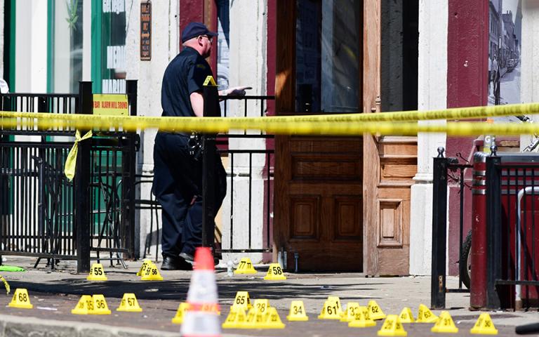 Η αδερφή του δράστη ήταν μεταξύ των θυμάτων της ένοπλης επίθεσης στο Οχάιο