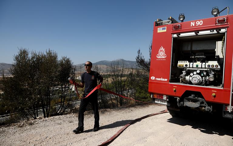 Συνελήφθησαν δύο εμπρηστές για πρόκληση πυρκαγιών σε Ηλεία και Μεσσηνία