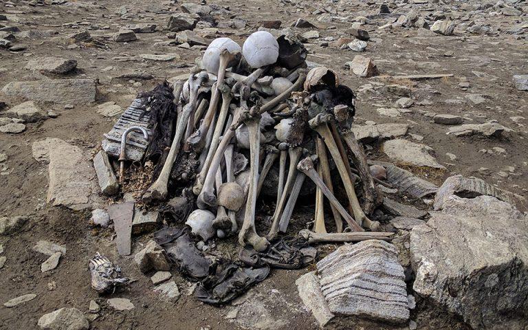 «Ελληνικοί» σκελετοί εκατοντάδων ετών στη μυστηριώδη λίμνη Ρούπκουντ των Ιμαλαΐων
