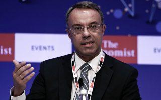Ο υπουργός Οικονομικών Χρήστος Σταϊκούρας αναμένεται να στείλει στους θεσμούς στο τέλος Αυγούστου τμήμα του φορολογικού νομοσχεδίου.