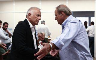 Το μέλλον μας ως χώρας είναι κατά τι ασφαλέστερο, τολμώ να ελπίζω, εφόσον τούτοι οι δύο διαμορφώνoυν το μέλλον του ΣΥΡΙΖΑ...