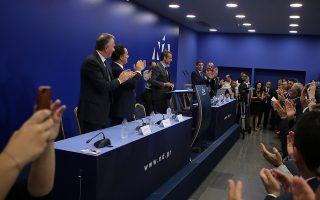 Στη χθεσινή συνεδρίαση της Πολιτικής Επιτροπής της Νέας Δημοκρατίας, ο Κυριάκος Μητσοτάκης έκανε έναν απολογισμό των πρώτων εβδομάδων διακυβέρνησης. INTIMENEWS