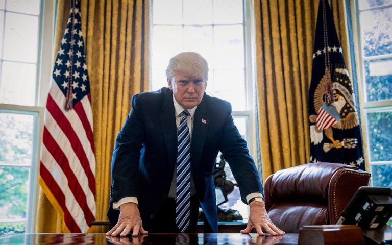 Τραμπ: Την Κυριακή «αρχίζει» ο εμπορικός πόλεμος κατά της Κίνας