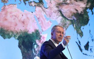 Ο υπουργός Αμυνας της Τουρκίας, Χουλουσί Ακάρ.