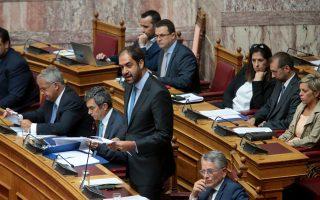 Ο υφυπουργός Υποδομών και Μεταφορών, αρμόδιος για θέματα Μεταφορών, Γιάννης Κεφαλογιάννης