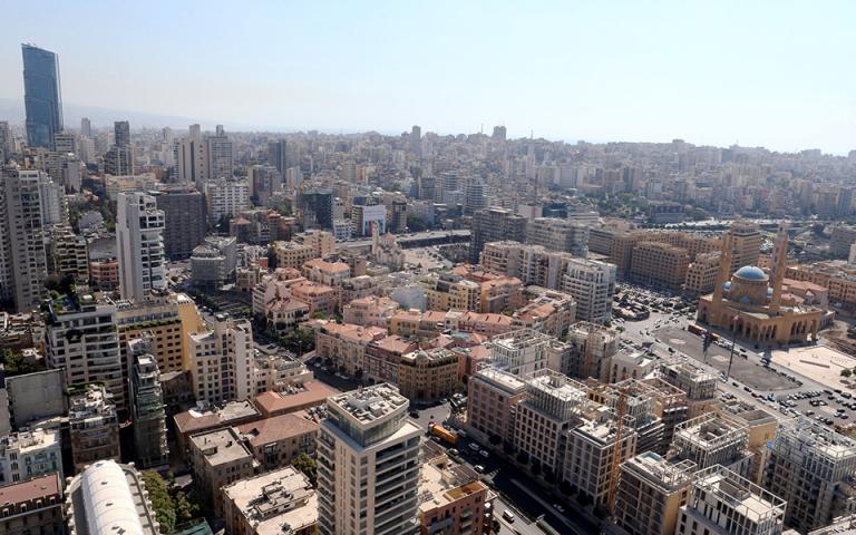 Λίβανος: Ισραηλινά drones έπεσαν σε συνοικία της Βηρυτού προκαλώντας υλικές ζημιές
