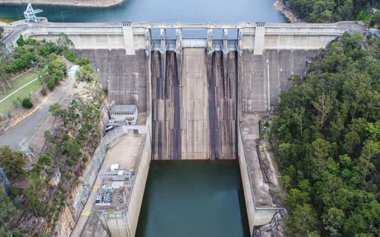 Εξαντλούνται τα αποθέματα νερού του Σίδνεϊ