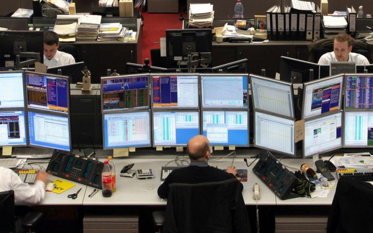 Εντονα ανοδικές τάσεις στις αγορές της Ευρώπης