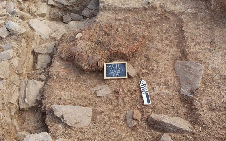 Σημαντικός προϊστορικός οικισμός ανακαλύφθηκε στην Κάρυστο (φωτογραφίες)