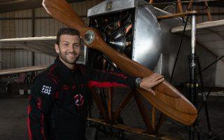 Ο τολμηρός εφευρέτης-επιχειρηματίας Franky Zapata και το Zenith Pilot Type 20 Adventure