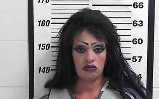 Είμαι μικρή ακόμα. Είχε μια υποψία ο αστυνομικός που σταμάτησε στο φανάρι στο Salt Lake City την εικονιζόμενη Heather Elaine Garcia. Τελικά η εικονιζόμενη κυρία είχε στην κατοχή της ναρκωτικά  και η άδειά της είχε λήξει. Ο λόγος που η φωτογραφία της μοιράστηκε στα πέρατα του κόσμου δεν είναι η παρανομία της, ούτε το μακιγιάζ με έμπνευση από τους Kiss, αλλά ότι η εν λόγω μαμά υποστήριζε από την αρχή ότι ήταν η εικοσάχρονη κόρη της. Davis County Jail via AP