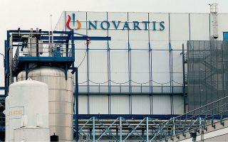 Η υπόθεση Novartis είναι η πρώτη που στηρίχθηκε αρχικά, και σχεδόν στο σύνολό της, σε ανώνυμες καταθέσεις, με βάση την ισχύουσα νομοθεσία περί προστατευόμενων μαρτύρων, χωρίς να διαθέτει και κάποια άλλα ευρήματα.