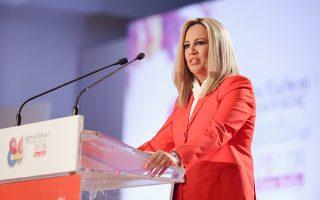 Τις οξείες τοποθετήσεις της Φώφης Γεννηματά στη Θεσσαλονίκη ακολούθησε η έντονη κλιμάκωση της επιθετικής ρητορικής του ΚΙΝΑΛ απέναντι στην κυβέρνηση.