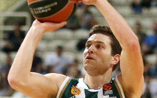 Ο Τζιμέρ Φριντέτ εμφάνισε δύο πρόσωπα στο τουρνουά «Π. Γιαννακόπουλος».
