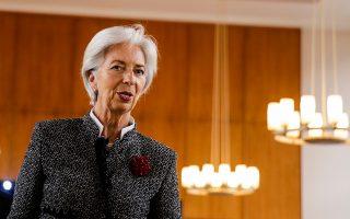 Η Γαλλίδα πολιτικός μίλησε για μείωση επενδύσεων και μεγαλύτερη αβεβαιότητα.