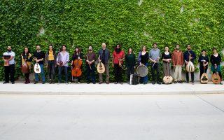 H Διαπολιτισμική Ορχήστρα της Εναλλακτικής Σκηνής της ΕΛΣ στο μετρό του Συντάγματος, με ελεύθερη είσοδο.