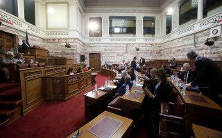 Ξεκίνησαν χθες και επί της ουσίας οι εργασίες της επιτροπής αναθεώρησης του συντάγματος, στη Βουλή.