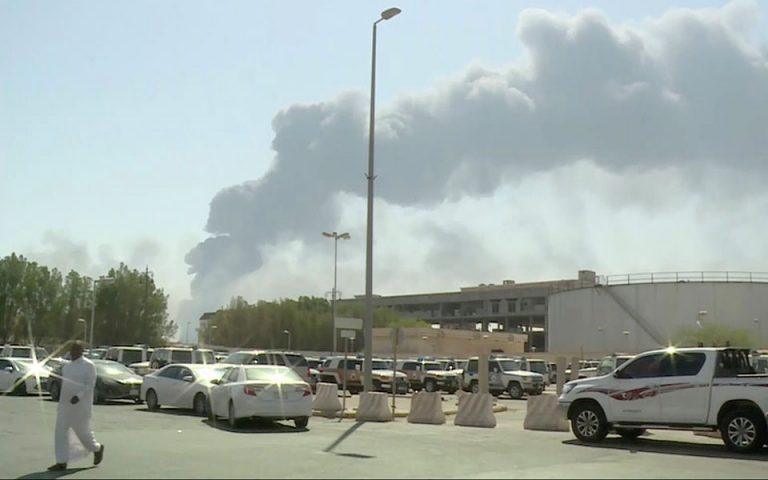 ΗΠΑ: Το Ιράν πίσω από τις επιθέσεις σε πετρελαϊκές εγκαταστάσεις στη Σαουδική Αραβία