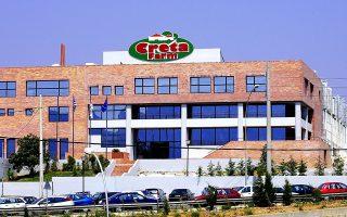 Οι συνολικές υποχρεώσεις της Creta Farms υπερβαίνουν τα 154 εκατ. ευρώ.