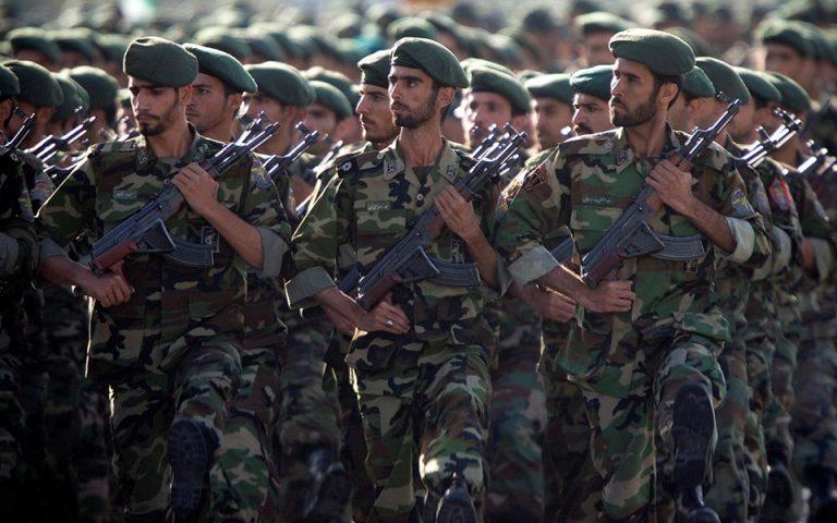 Φρουροί της Επανάστασης: Θα καταστρέψουμε οποιονδήποτε μας επιτεθεί
