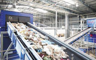 Η μονάδα έχει ανώτατη δυναμικότητα 150.000 τόνων απορριμμάτων ετησίως, ενώ υπολογίστηκε ότι το 2019 θα δεχθεί 97.000 τόνους.