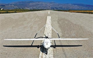 Η πιστοποίηση του πρώτου ελληνικής κατασκευής συστήματος μη επανδρωμένου αεροσκάφους είναι γεγονός.