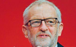 Ο Τζέρεμι Κόρμπιν βλέπει το Εργατικό Κόμμα να μετατρέπεται επισήμως σε κόμμα παραμονής στην Ε.Ε., παρά τη θέλησή του.