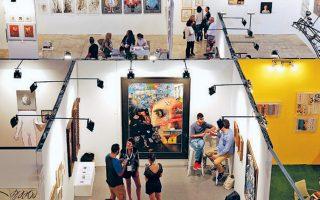Με πλούσιο πρόγραμμα –36 γκαλερί συμμετέχουν– ανοίγει τις πόρτες της η 24η Art Athina.