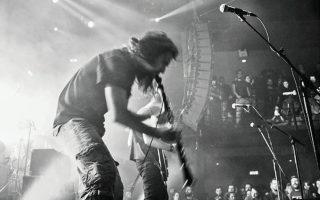 Το συγκρότημα θα παρουσιάσει για πρώτη φορά υλικό από τον επερχόμενο δίσκο του.