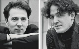 Ο πιανίστας Βασίλης Βαρβαρέσος και ο βιολονίστας Noe Inui συμπράττουν σε ένα ιδιαίτερο πρόγραμμα.